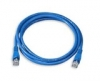 3' Cat5 Ethernet Cable w/Boot Extended Bandwidth